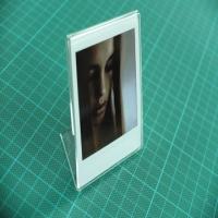 Square acrylic photo