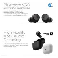 X3 TRUE WIRELESS STEREO BLUETOOTH APTX EARBUDS GAMING EARPHONE GAMING EARBUDS HEADPHONE HEADSET TWS LOW LATENCY