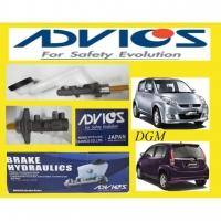 ADVICS JAPAN Perodua Myvi 1.3 1.5 / Lagi Best (With ABS-2 hole) 2005-2015y Brake Master Pump Assy BMTP-629