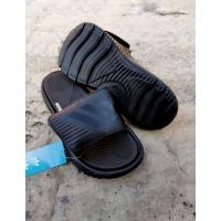 Adidas Bounce Slide Men's Casual Slippers Black - 40-45 EURO
