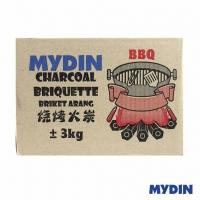 Mydin Charcoal BBQ 3kg