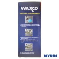 Waxco Plastic Lamp Covers Cleaner & Polish (125ml)