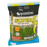 Jasmine Rice Super5 Special 5% (10kg)