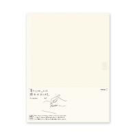 (midori)MIDORI MD Notebook(L) blank 040(L) blank
