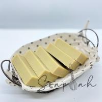 Bundle of homemade bar soaps
