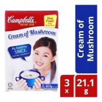 Campbells Mushroom Soup Cream (21.1g x 3s)