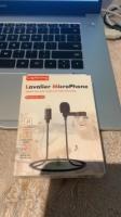 Lavaliar Microphone IPhone