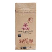 [BUNDLE SET] Pristine Food Farm: Organic Sacha Inchi Powder, 200g & Organic Raw Black Maca Powder, 200g