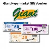 E-Giant Shopping Voucher