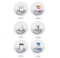 Heating Coaster 55°/ Thermostatic warming coaster/ Cup Warmer/ keep warm coaster/ keep warm water/ healthy 恒温杯垫 保温 暖杯垫