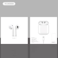 (Ready Stock)YK Design X-Pro II True Wireless Earbud Bluetooth with Charging Box Malaysia Seller