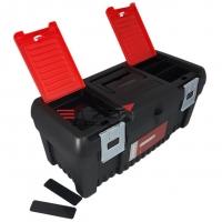 ZX GT-617 16.5inch Multi-Function Plastic Toolbox (425x200x185mm) Kotak Peralatan / Kotak Pertukangan