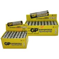 GP Supercell AA / AAA Battery (4pcs / 8pcs / 40pcs) (Original)