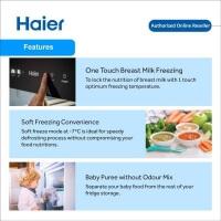 Haier 90L Breast Milk Upright Freezer BD-88DEM