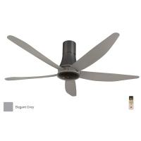 """KDK 9 Speed Remote Control Ceiling Fan 60"""" - K15Z5-REY"""