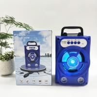 FOJAX FJ-16DW Portable Bluetooth Speaker