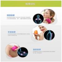 Portable Massager and Compact Design, Acupression Vibration Mini Massager