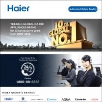 Haier 249L 2 Door Refrigerator Fridge Peti Sejuk with Twin Inverter Technology HRF-278IHG