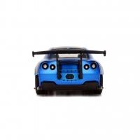 JADA 1:32 FAST & FURIOUS METAL DIE CAST BRIAN'S NISSAN GT-5 (R35) BEN SOPRA (BLUE) MODEL COLLECTION 98270