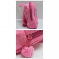 Cute Cartoon Pony Purple Kid Backpack School Shoulder Bag (S)