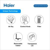 Haier HWM120-SX3 12KG Twin Tub Semi Auto Washing Machine Mesin Basuh