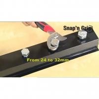 🔥READY STOCK] 9-22mm/23-32mm 2PCS/SET ALATAN BUKA SKRU/ PAIP/ TAYAR / Snap' n Grip