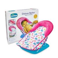 MALAYSIA- KERUSI MANDI BAYI BOLEH LIPAT Fundays Deluxe Baby Bather