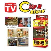 🔥M'SIA STOCK-RAK KLIP HERBA /Clip N Store Spice Holder