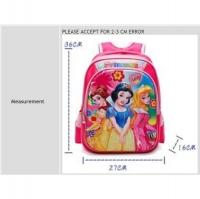 🔥M'SIA STOCK] Cartoon Ultraman Children School Bag -Beg Sekolah Kanak2