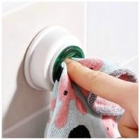 MALAYSIA- 2PCS/SET Tea Towel Holder Push In Rubber Dish Cloth Kitchen Rack