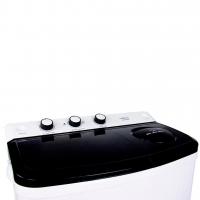 Meck 8.0Kg Semi-Auto Twin Tub Washing Machine - MWM-8000