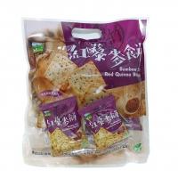 TAIWAN BAMBOO SALT RED QUINOA BISCUIT 红黎麦饼