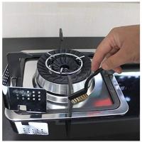3pcs Mix Mini Handy Wire Brush Set with Steel Brass Nylon Bristle Brush for Cleaning Berus Gosok
