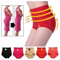 MALAYSIA] S-XL SELUAR DALAM Cotton 95% Super High Waist Panties