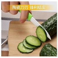 MALAYSIA:2PCS/SET PEMOTONG+KUPAS BUAH SAYUR Knife Cutlery+Vegetable Fruit Peeler