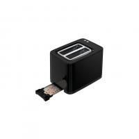 Tefal Smart'N Light Digital Black Toaster TT6408 (pack with bubble wrap)