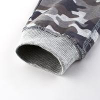 Kids Jogger Long Pants for 1-10 years old boys girls with full camouflage print Seluar panjang joger kanak-kanak lelaki