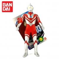 Bandai Ultraman Ultra Hero Series#03 Ultraman Zoffy Figure Soft PVC Figure Ultraman