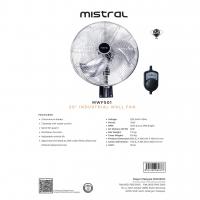 Mistral Industrial Wall Fan MWF501