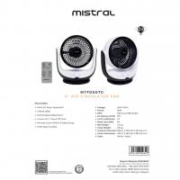 "Mistral 8"" DC Motor Oscillation Fan (Maira) MTFD5070"