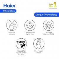 Haier Ventilations Hoods Wall-Mounted Hood Series - HH-T890