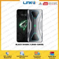 Black Shark 3 5G (8GB RAM + 128GB ROM) Smartphone - Original 1 Year Warranty by Black Shark Malaysia (MY SET)