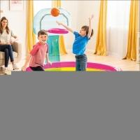 (INTEX)INTEX Basketball Box Jumping Bed (48265)