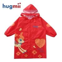 (hugmii)[hugmii] childlike shape children's raincoat _ red deer
