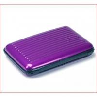 🔥[✔STOCK] RFID ALUMINIUM WALLET🔥SECURITY CREDIT CARD HOLDER ATM SAFETY ANTI-THEFT BLOCKS RFID DOMPET KREDIT BANK