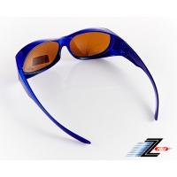 (Z-POLS)[Z-POLS child-specific models covered under blue] limited comfort covering new design Polarized Polaroid anti-UV400 polarized glasses! Packed!