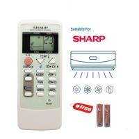 MALAYSIA: ALAT KAWALAN JAUH PENGHAWA DINGIN Sharp Air Cond Remote Control for sharp aircond replacement A751JBEZ