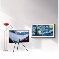 "Samsung 55"" The Frame QLED Ultra 4K Smart TV QA-55LS03TAK | FREE 55"" Bezel (Brown)"