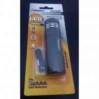 9 Bulbs Black Pairdeer Homefit LED Torch Light SL-1H-1066