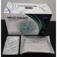 LifeSenze Muconac Tablet 1100mg 180pcs, 6 Pouches, 18 Blisters - Remove Phlegm, Protect Lung, Ubat Singkir Kahak Lendir